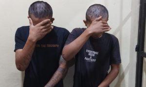 Pelaku Curas Ditangkap Warga Bajeng Positif Komsumsi Sabu