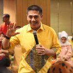 Tawaran Konsep Deng Ical Pimpin Makassar