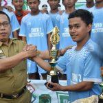 Pekan olahraga pelajar 2019 tingkat Kabupaten Luwu Utara resmi ditutup