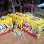 Jelang Tahun Baru, Sat Narkoba Polres Gowa Sita Puluhan Botol Miras
