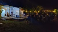 Hipermata Komisariat STIEM Bongaya Gelar Dialog dan Camp Literasi di Pantai Topejawa
