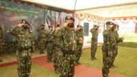 Dilaksanakan Secara Virtual, Peringatan HUT Pelopor ke 62 Korps Brimob Polri di Mako Batalyon A Pelopor Berjalan Khidmat